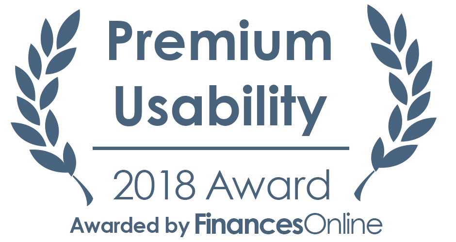 premium usability award for event ticketing icon