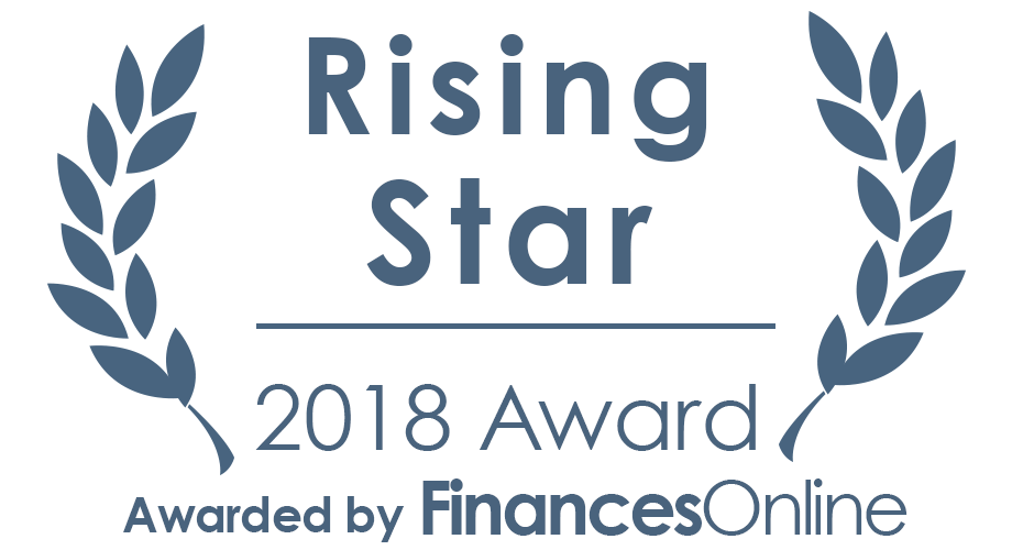 rising star award for event ticketing icon